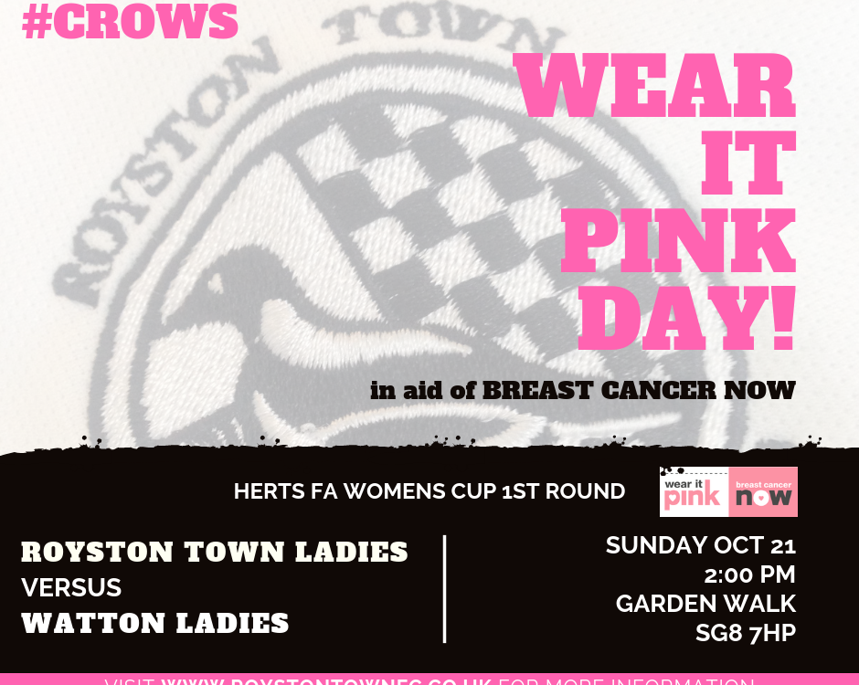 Wear it Pink day