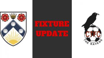 Fixture Update