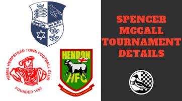 Spencer McCall Tournament